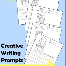 Free Creative Writing Prompts: Community Helpers