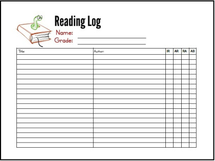 FREE Summer Reading Log Printables | Free Homeschool Deals ©