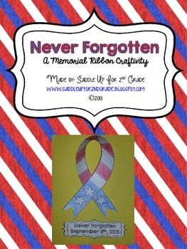 Never Forgotten Printable Craft