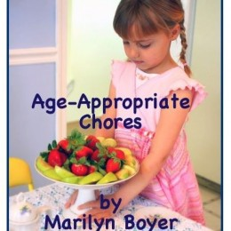 Free Age Appropriate Chores List from Character Concepts