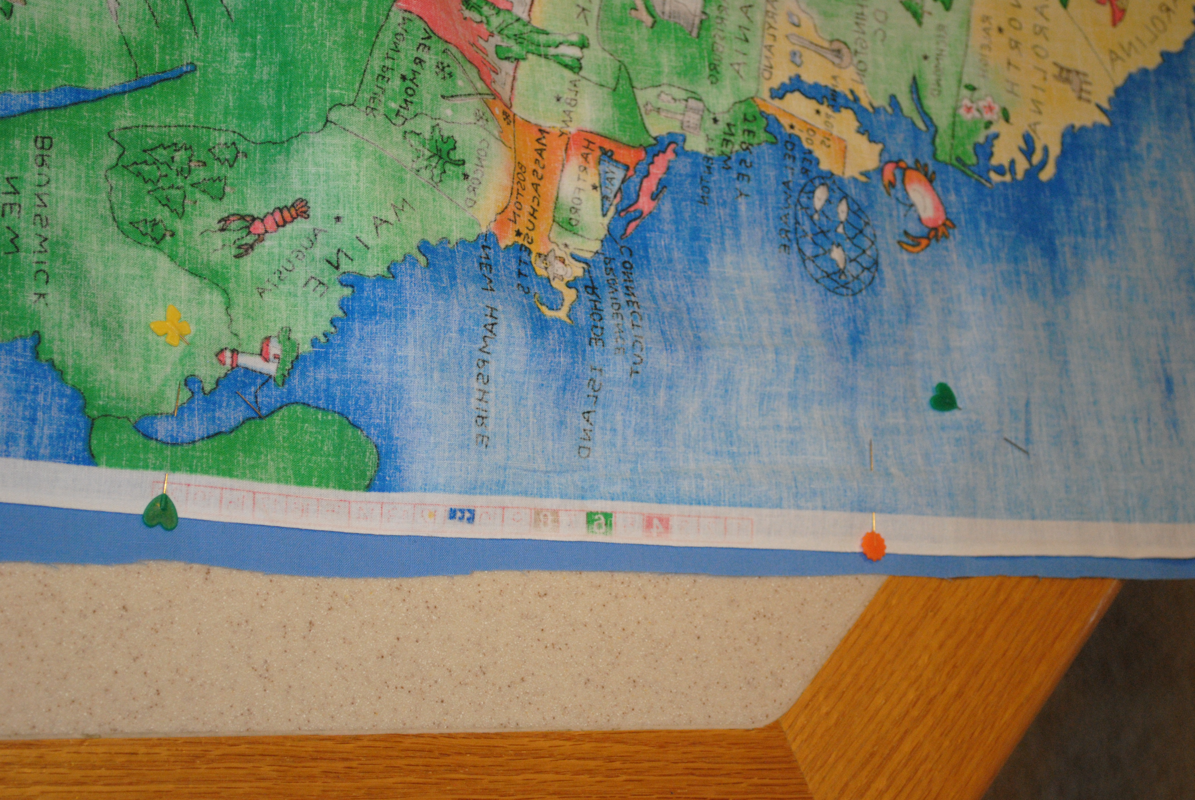 Homeschool diy how to sew a world or us map for your homeschool homeschool diy how to sew a world or us map for your homeschool free homeschool deals gumiabroncs Image collections