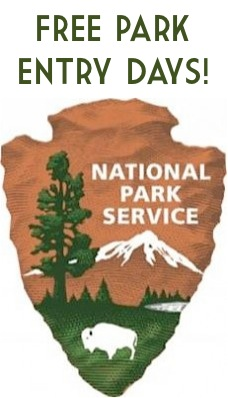 FREE Entrance to over 100+ National Parks on 8/25/13!