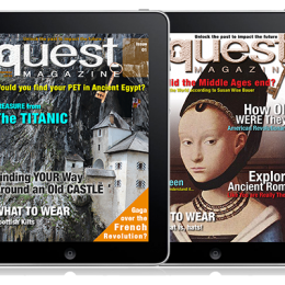 Free One Month of Quest Magazine by Knowledge Quest