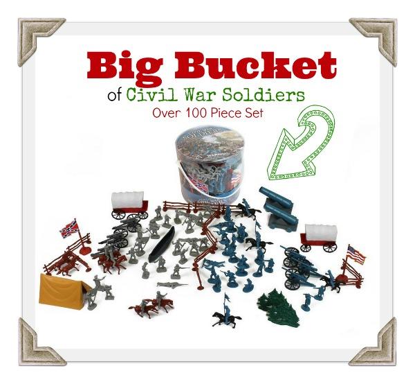 big bucket deals napier