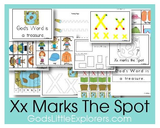 X Marks The Spot Math