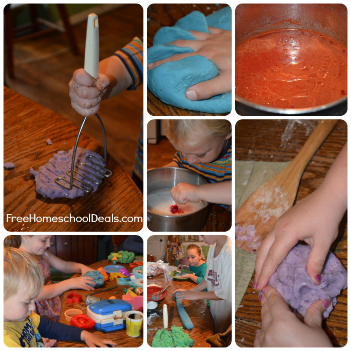 easy playdough