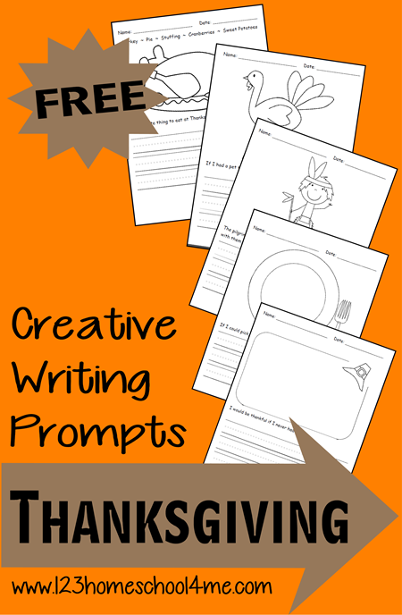 homeschool creative writing prompts Fourth grade creative writing worksheets encourage your fourth-grade students to show their creative sides daily writing prompts.