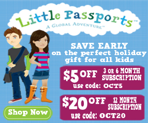 Little passports coupon code 2018