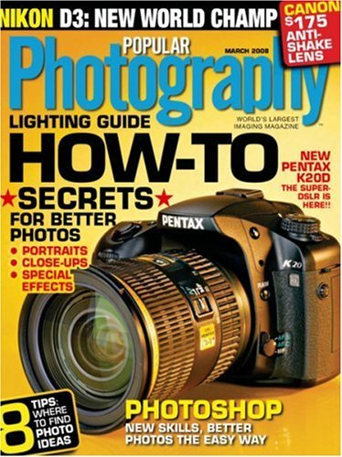 Subscribe To Outdoor Photographer Or Popular Photography