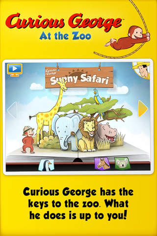 Curious Science with Curious George