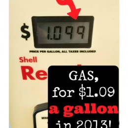 how to save money on gass