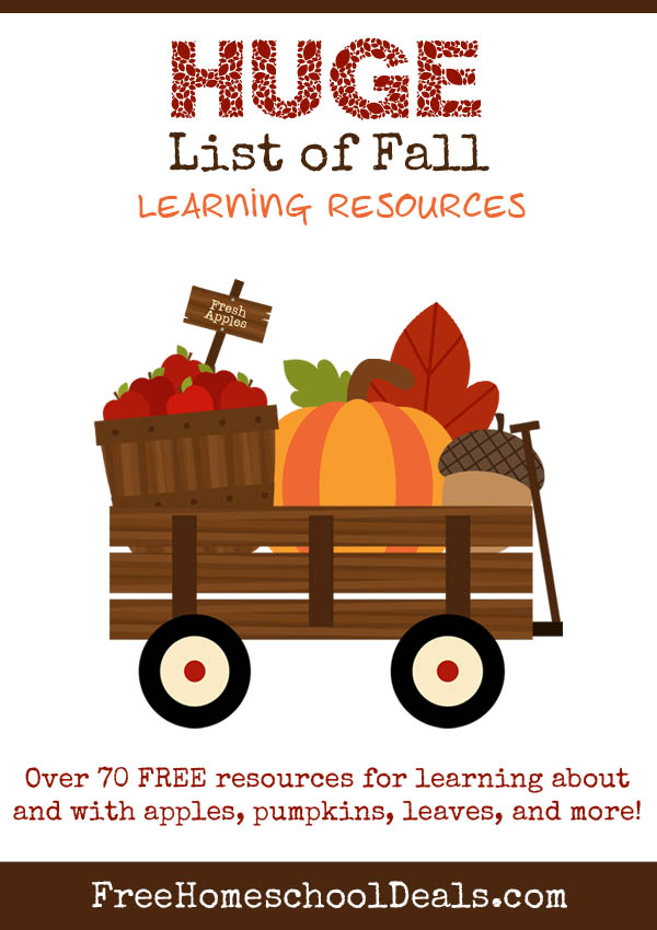 70 Free Fall Learning Resources Activities For Kids