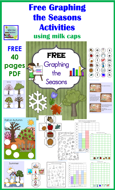 free graphing the season activity printables free homeschool deals. Black Bedroom Furniture Sets. Home Design Ideas