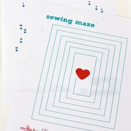 Free Printable Sewing Sheets