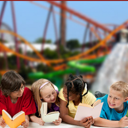 2013-2014 Six Flags Read to Succeed Program - FREE Tickets to Six Flags!