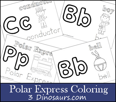 Free Polar Express Coloring Pages Free Homeschool Deals Polar Express Coloring Pages Free