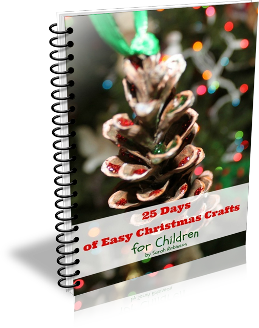christmas crafts for kids 25 days of easy christmas