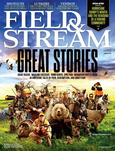 Subscribe to field stream magazine for only per for Style at home subscription deal