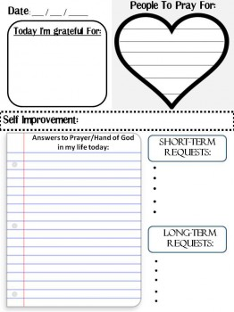 Comic Strip Illustrations for History – Free Printables