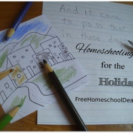 Homeschooling for the Holidays