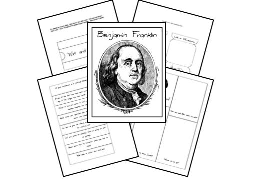 ben franklin kindergarten worksheet ben best free printable worksheets. Black Bedroom Furniture Sets. Home Design Ideas