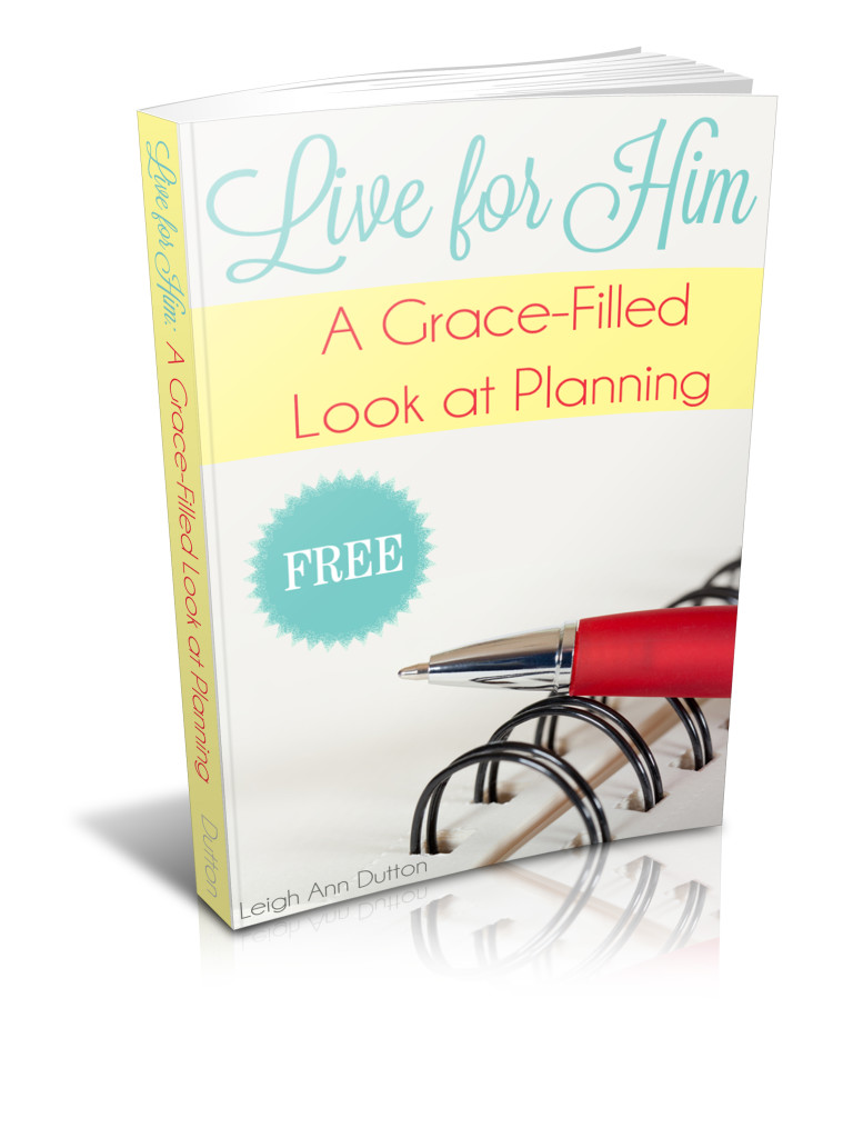 Live for Him free ebook