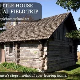 Free Little House on The Prairie Virtual Field Trip