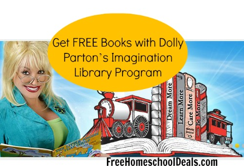 get free books with dolly parton 39 s imagination library program free homeschool deals. Black Bedroom Furniture Sets. Home Design Ideas