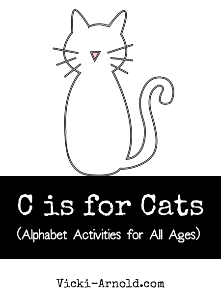 C is for Cats Alphabet Activities