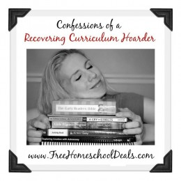 Confessions of a Recovering Curriculum Hoarder
