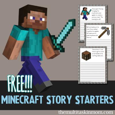 elementary story starters