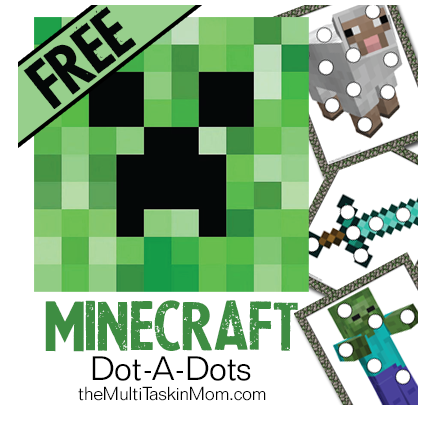 Minecraft Dot a Dots