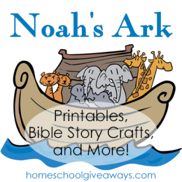 Free List of Noah's Ark Printables and Craft Resources