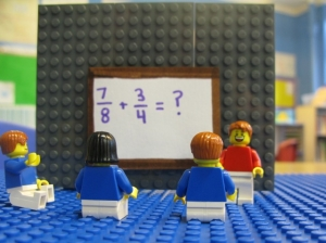 Using Legos to Teach Math Concepts