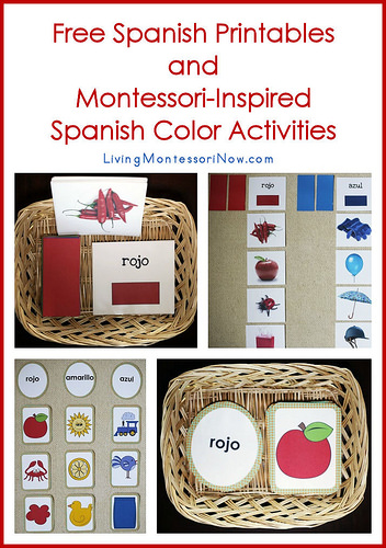Insane image throughout spanish for preschoolers free printable