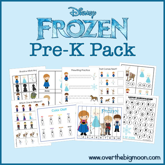 If you have children that adore Disney's Frozen, hop over to Over ...
