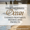 Ocean printables and activities