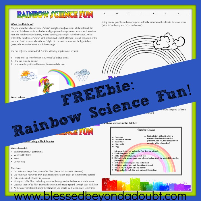 Rainbow Science