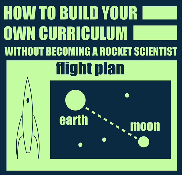 How To Build Your Own Homeschool Curriculum {without