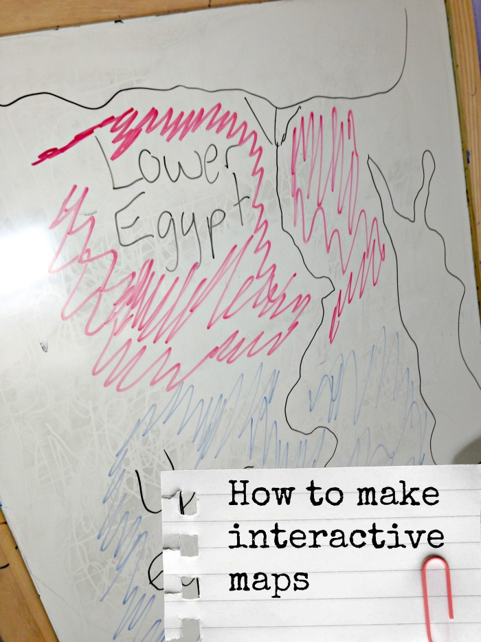 How To Make Interactive Maps In Your Homeschool Free