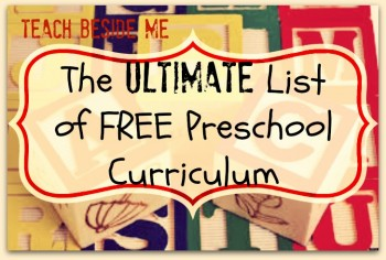 The-Ultimate-List-of-Free-Preschool-Curriculum