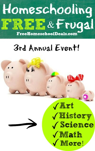 homeschooling for free and frugal