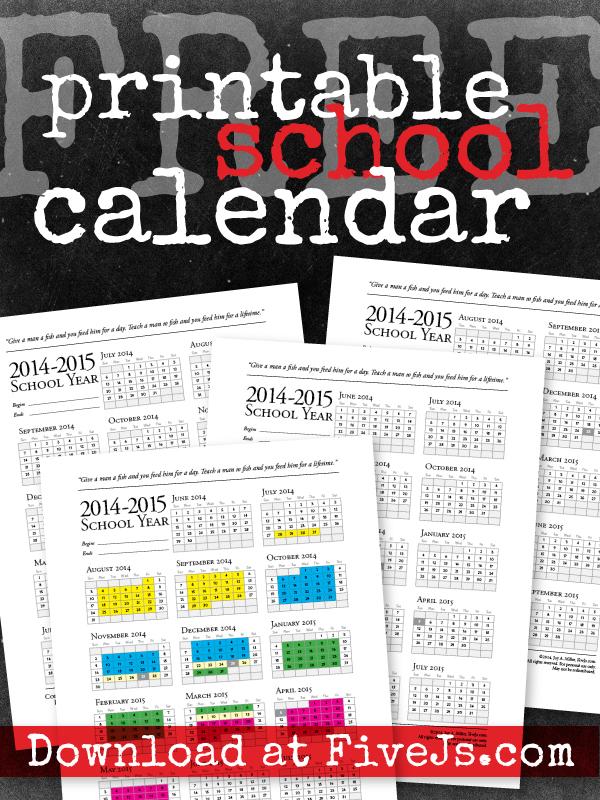 free-printable-school-calendar