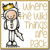 Paquete de imprimibles para trabajar Where the wild things are
