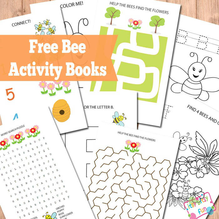 Handy image regarding printable activity books