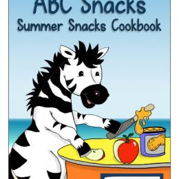 FREE ABC Summer Snacks Cookbook