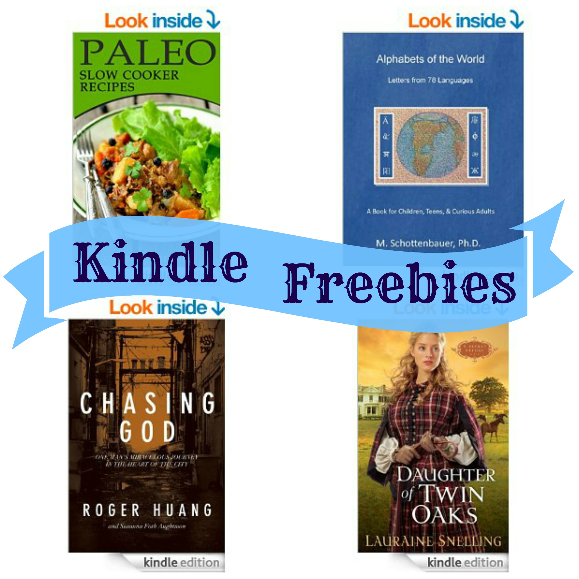 15 FREE Kindle Books: Alphabets of the World, Natural ...