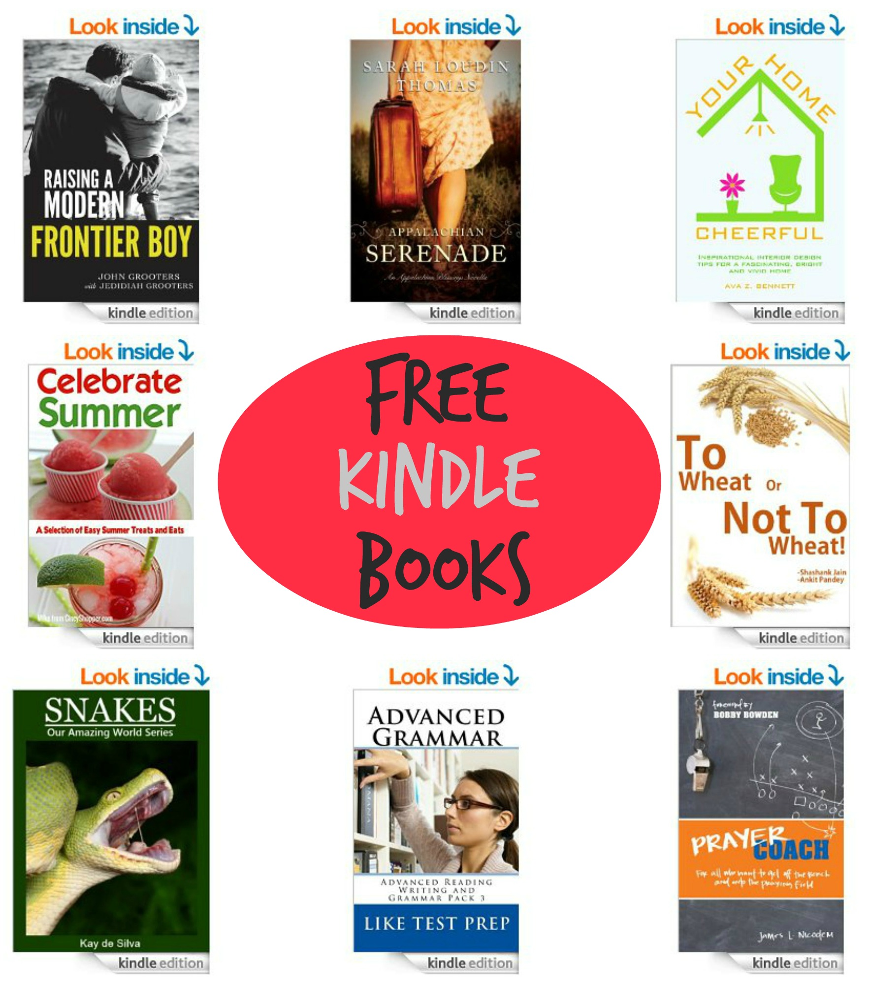 17 FREE Kindle Books: Raising a Modern Frontier Boy ...