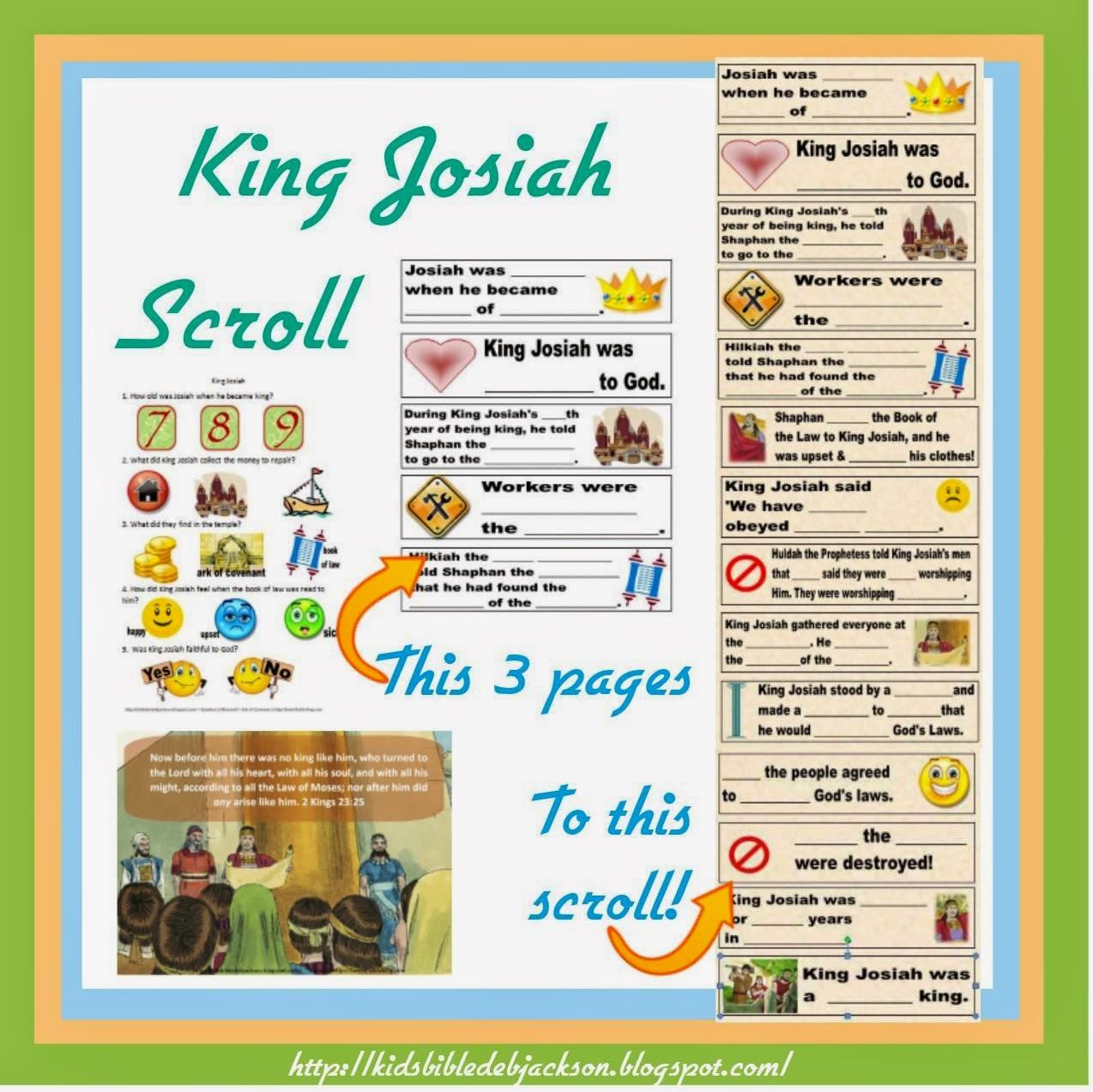 Free coloring pages king josiah - Free Coloring Pages King Josiah 13