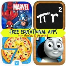 Fre Educational Apps